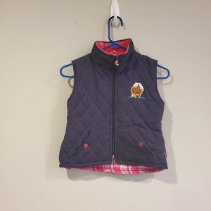Shire Classics girl's horse vest